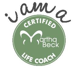 Martha Beck Certified